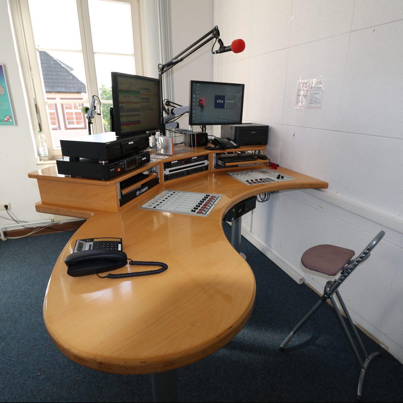 Übersicht über das Warendorfer Studio